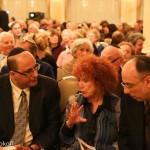 Ido Aharoni, Shuli Eshel, Dr. Rafael Medoff