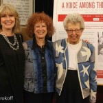 Regina Gil, Executive Director & Founder, Shuli Eshel, Dr. Barbara McDonald Stewart